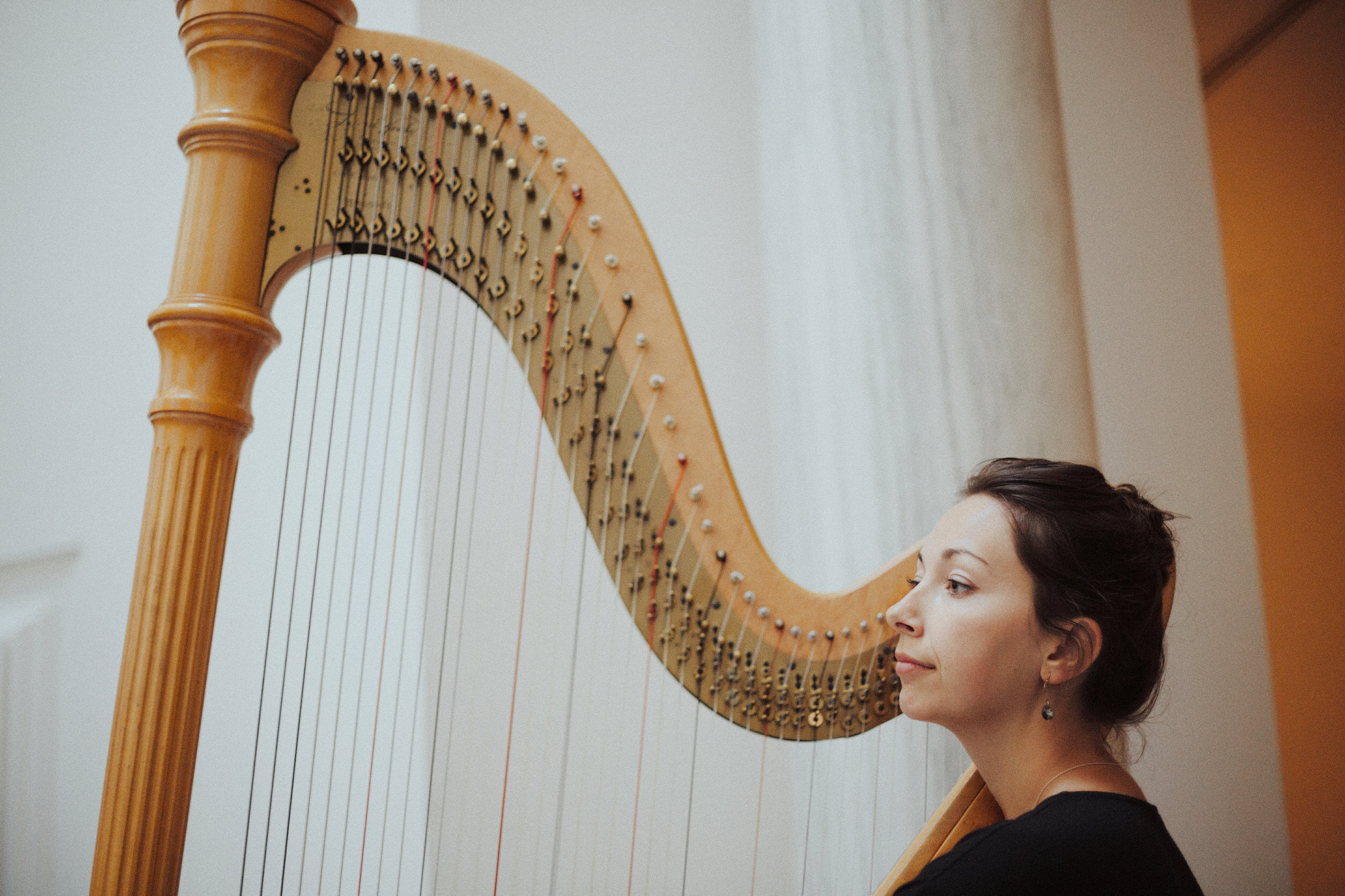 Vancouver Harp Weddings