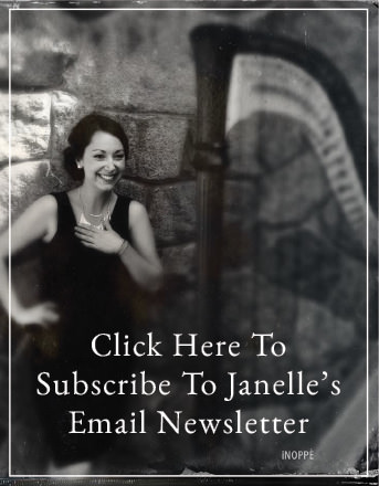 Subscribe to Vancouver Harpist, Janelle Nadeau's email newsletter